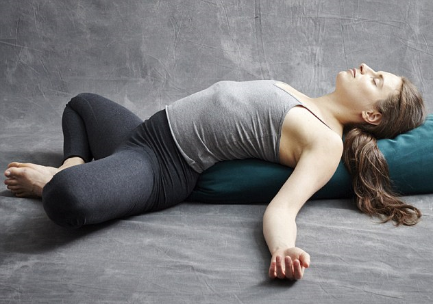 """A Blank Canvas"" - A New Year Afternoon of Restorative Yoga"