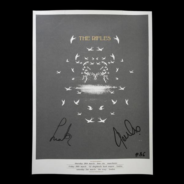 Weekender 2012 Signed by Luke and Joel Print