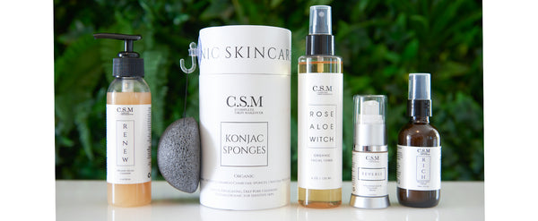 Clean Beauty Skin Care CSM