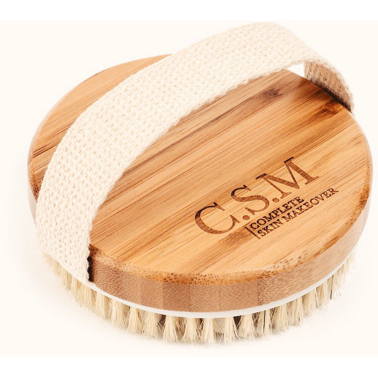 """This is the best dry brush I have owned. I think the bristles are perfect."""
