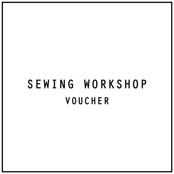 Sewing Course Voucher