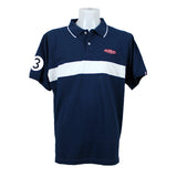 Jaguar Heritage '57 Polo Shirt – Navy