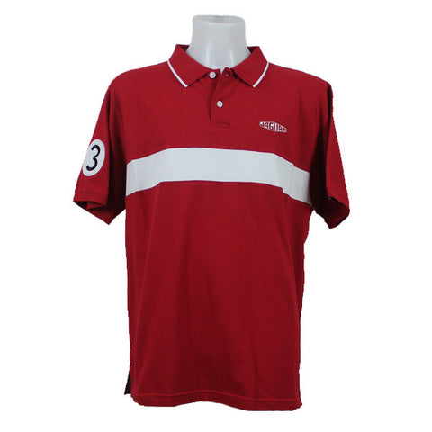 Jaguar Heritage '57 Polo Shirt – Red