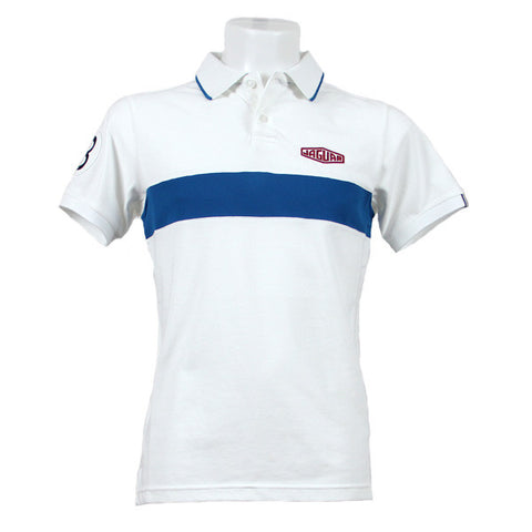 Jaguar Heritage '57 Polo Shirt – White