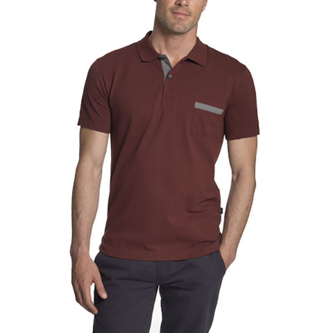 Jaguar Men's Polo Shirt - Red