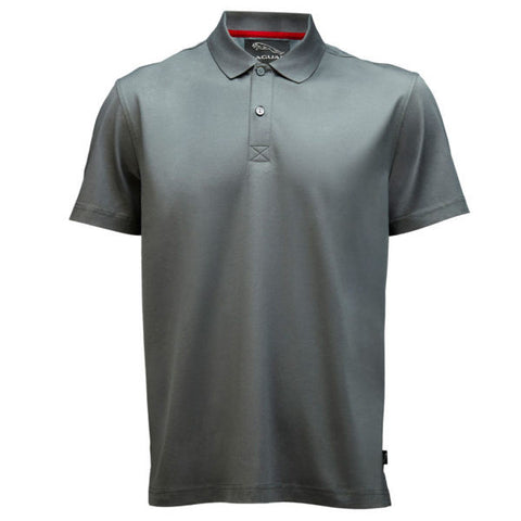 Jaguar Men's Polo Shirt - Grey