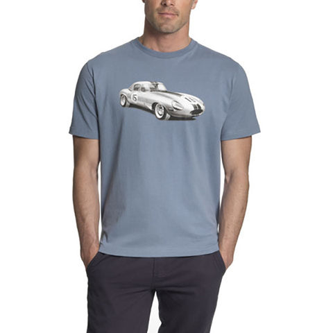 Jaguar Racing T-Shirt, E-Type