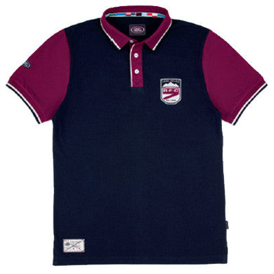 Land Rover Rugby Polo Shirt