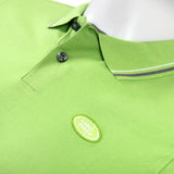 Land Rover Men's Logo Polo Shirt - Green