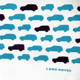 Land Rover Boy's Vehicle Print T-Shirt - White