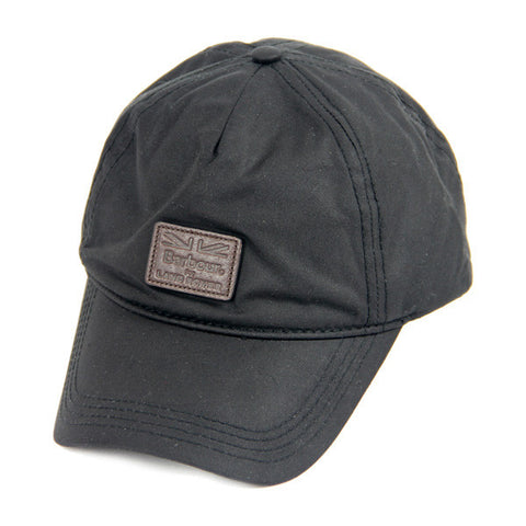 Land Rover Wax Sports Cap - Black