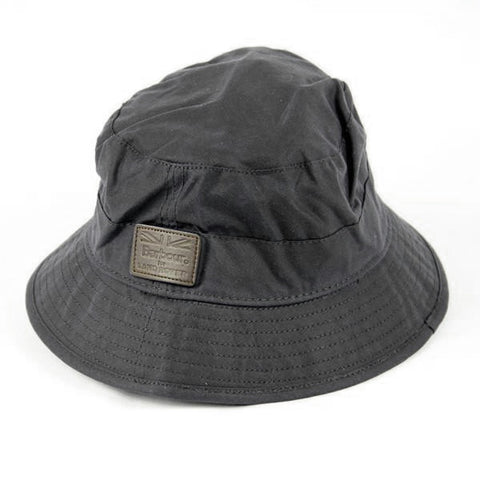 Land Rover Wax Sports Hat - Black