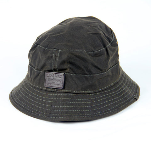 Land Rover Wax Sports Hat - Olive