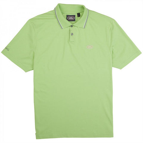 Land Rover Men's Polo Shirt - Green