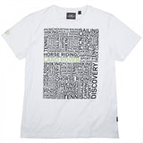 Land Rover Men's T-Shirt - White