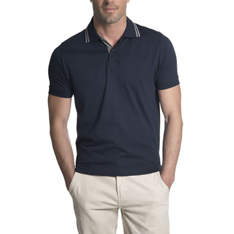 Land Rover Men's Polo Shirt – Navy