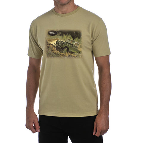 Land Rover Men's Heritage T-Shirt - Explorer