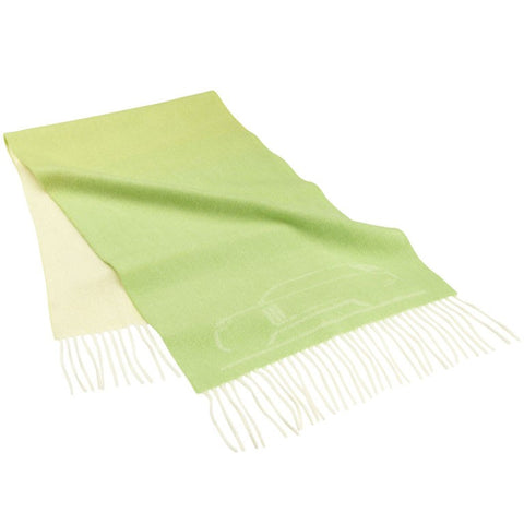 Land Rover Range Rover Cashmere Scarf - Lime