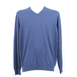 Land Rover Men's V-Neck Sweater - Navy