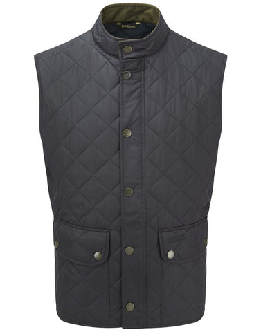 Land Rover x Barbour Barburn Gilet - Navy