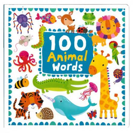 Children's Books Outlet |100 Animal Words
