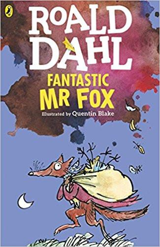 Children's Books Outlet |Fantastic Mr Fox by Roald Dahl