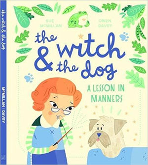Children's Books Outlet |The Witch & the Dog by Sue McMillan