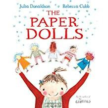 Children's Books Outlet |The Paper Dolls by Julia Donaldson