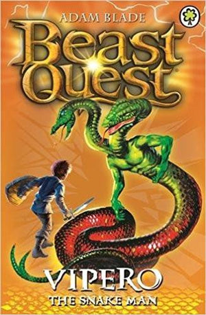 Children's Books Outlet | Beast Quest Vipero by Adam Blade