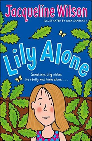 Children's Books Outlet |Lily Alone by Jacqueline Wilson