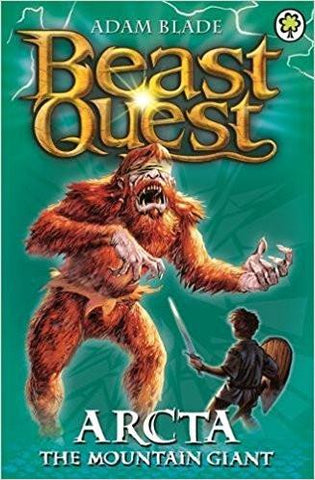 Children's Books Outlet |Beast Quest Arcta by Adam Blade