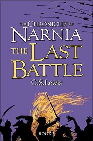 Children's Books Outlet | Chronicles of Narnia The Last Battle by C.S. Lewis