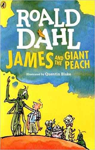 Children's Books Outlet | James and the Giant Peach - Roald Dahl