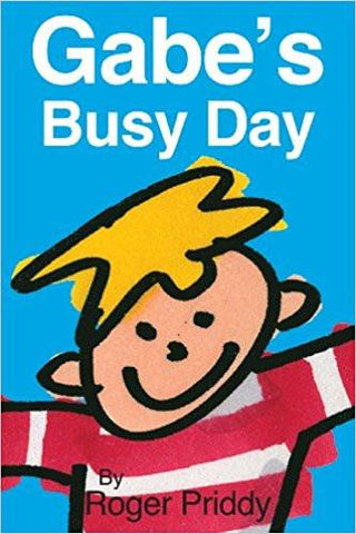 Children's Books Outlet |Gabe's Busy Day by Roger Priddy