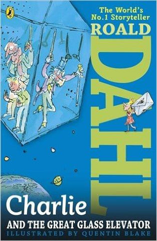 Children's Books Outlet | Charlie and the Great Glass Elevator by Roald Dahl