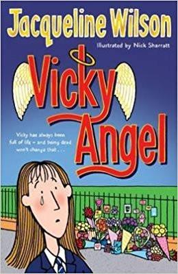 兒童讀物的商店| Vicky Angel by Jacqueline Wilson