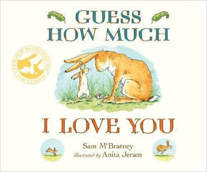 Children's Books Outlet |Guess How Much I Love You by Sam McBratney