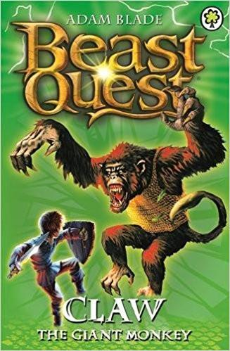 Children's Books Outlet | Beast Quest Claw by Adam Blade
