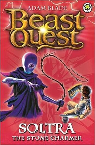 Children's Books Outlet | Beast Quest Soltra by Adam Blade