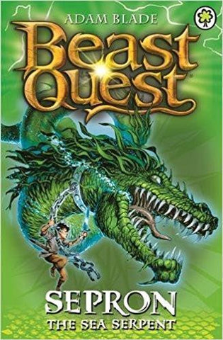 Children's Books Outlet | Beast Quest Sepron by Adam Blade