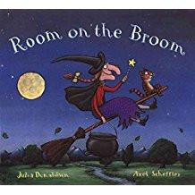Children's Books Outlet | Room on the Broom by Julia Donaldson