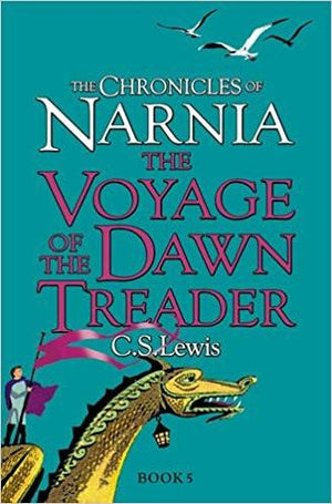 Children's Books Outlet | Chronicles of Narnia The Voyage of the Dawn Treader by C.S. Lewis