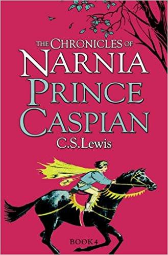 Children's Books Outlet |Chronicles of Narnia Prince Caspian by C.S. Lewis