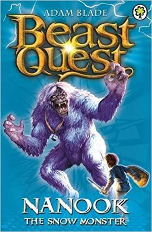 Children's Books Outlet | Beast Quest Nanook by Adam Blade