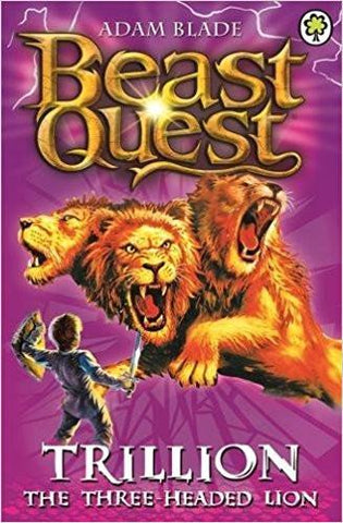 Children's Books Outlet | Beast Quest Trillion by Adam Blade