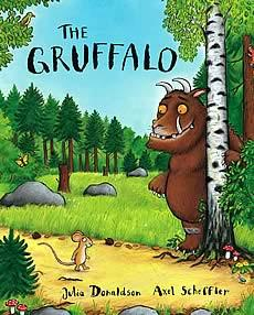 Children's Books Outlet | The Gruffalo by Julia Donaldson