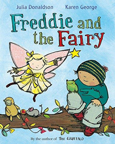 Image of Children's Books Outlet |Freddy and the Fairy by Julia Donaldson