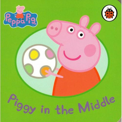 Children's Books Outlet |Peppa Pig Piggy in the Middle