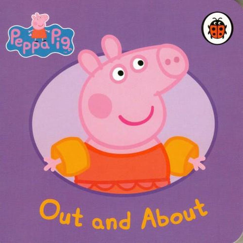 Children's Books Outlet |Peppa Pig Out and About