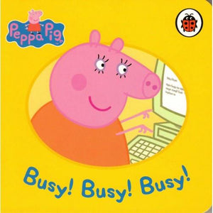Children's Books Outlet |Peppa Pig, Busy Busy Busy